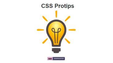 বেশি কিছু না সিএসএস CSS এর ১০টি টিপস দেখুন