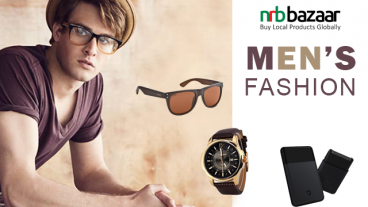 ছেলেদের ফ্যাশনের নতুন ঠিকানা NRB Bazaar এর মেনস ফ্যাশন