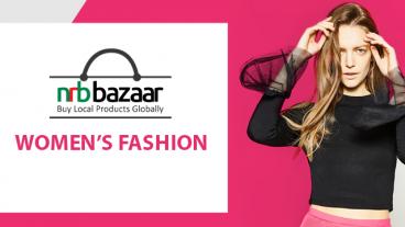 নারীদের ফ্যাশনের নতুন ঠিকানা NRB Bazaar এর উইমেনস ফ্যাশন