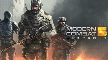 [Gamer] Modern Combat 5 apk+data only 2 MB fully compressed file