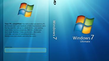 Pendrive থিকে Windows 7 সেটাপ দেওয়ার নিয়ম এবং যেভাবে windows 7 pendrive bootable করতে হয় সেই নিয়ম