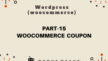Ecommerce site in WordPress woocommerce part-15