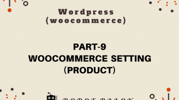 Ecommerce site in WordPress woocommerce part-9