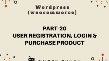 Ecommerce site in WordPress woocommerce part-20