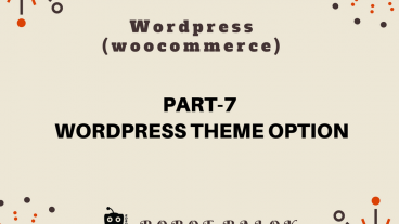 Ecommerce site in WordPress woocommerce part-7