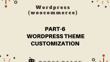 Ecommerce site in WordPress woocommerce part-6
