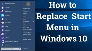Windows 10 8 or 7 এর Start Menu কে পরিবর্তন করে আপনার পছন্দমত সেট করুন