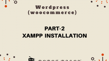 Ecommerce site in WordPress woocommerce part-2