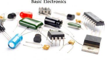 বেসিক ইলেক্ট্রনিক্স  Let's Learn about electronics form the beginning