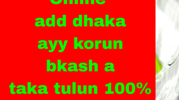 বাংলাদেশ থেকে আয় করব বাংলাদেশি এড থেকে টাকা পাব বিকাসে 100