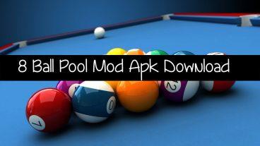 এখনই ডাউনলউড করে নিন 8 ball pool এর hack version কেউ মিস্ করবেন না