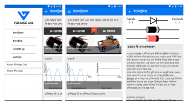 Electrical Bangla Book Android apps