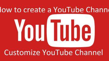 New and Old YouTubers Must Watch কিভাবে ইউটিউব চ্যানেল খুলতে হয় এবং সেটিকে Full Customize করতে হয় A to Z