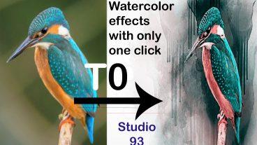 মাত্র এক ক্লিক এই Photoshop সাহায্যে তৈরি করে ফেলুন অসাধারন সব effects