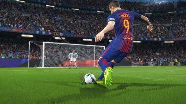 Pro evolution soccer 2018 gameplay and download