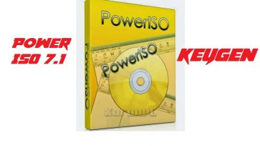 PowerISO 71 + keygen