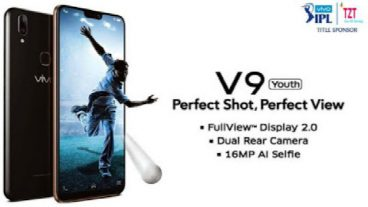 Vivo V9 Youth Smartphone Review