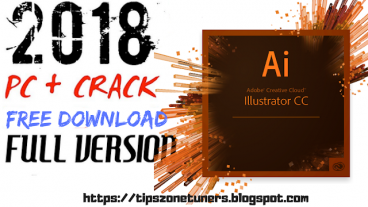 Adobe Illustrator cc 2018 Full + Crack Download [x86 x64]