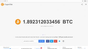 Internet Browsing এর পাশাপাশি Bit Coin ও Earn On Chrome/Mozila //Free Bitcoin Mining CryptoTab