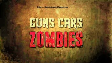 Download Guns, Cars, Zombies v108 MOD, unlimited mone