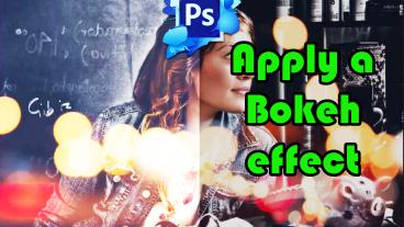 Add real Bokeh effect – ফটোশপ টিউটোরিয়াল
