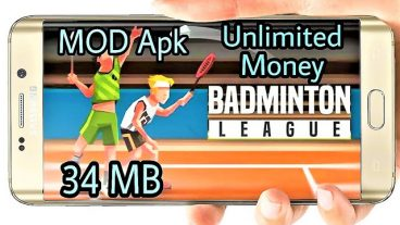 Badminton League v2113123APK+MOD Unlimited Money