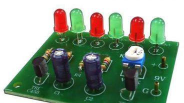 আইসি ছাড়া শুধু ট্রানজিস্টর দিয়ে বানিয়ে ফেলুন LED Flasher সার্কিট
