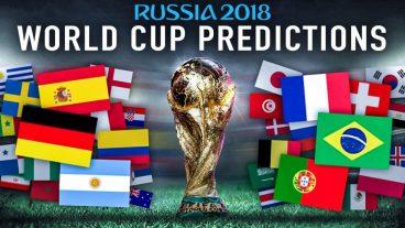 ২০১৮ সালের কে হবে বিশ্বকাপ জয়ী দল? গণিত সেটা বলে দিচ্ছে