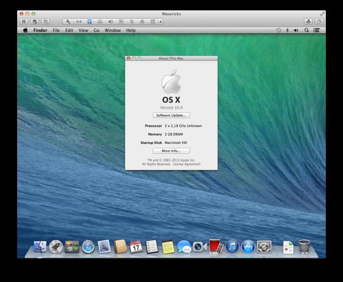 অ্যাপলের ম্যাক ব্যবহার কোরতে ছান ??? তা হোলে এই দিকে আসেন। Install Mac OS X Mavericks 10.9 Retail. Windows PC on VMware Player 9
