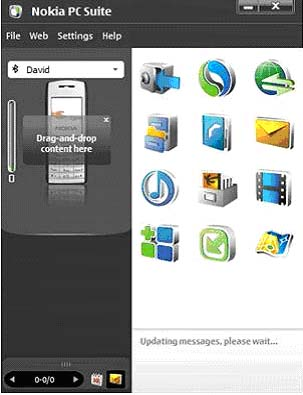 Bluetooth technology দিয়ে laptop এবং cell phone এর সংযোগ। laptop and cell phone টনিক।