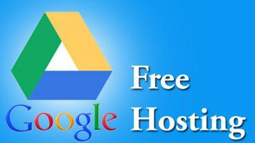 Google Drive কে বানিয়ে নিন Hosting
