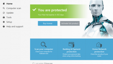 পিসির বেস্ট এন্টিভাইরাস eset smart security 10 offline installer এবং ১১ মাসের এক্টিভেশন কী ফাইল