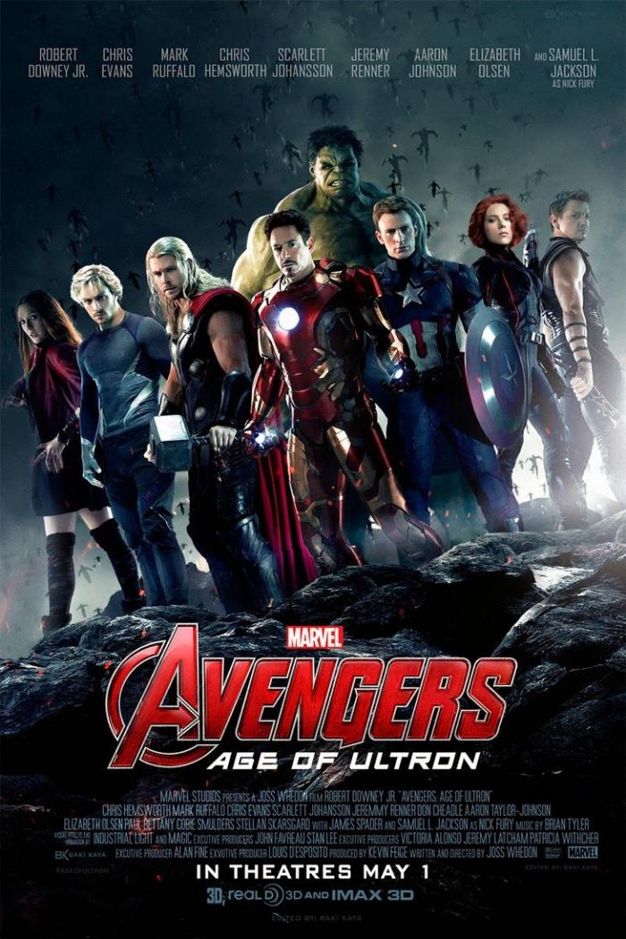 হলিউড বক্স অফিসে শীর্ষে সিনেমা Avengers