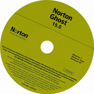 Symantec Norton Ghost 15.0  Recovery CD Free