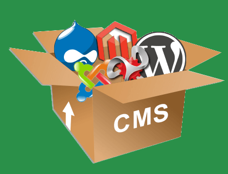 Most popular Content Management System (CMS) Software in the world.