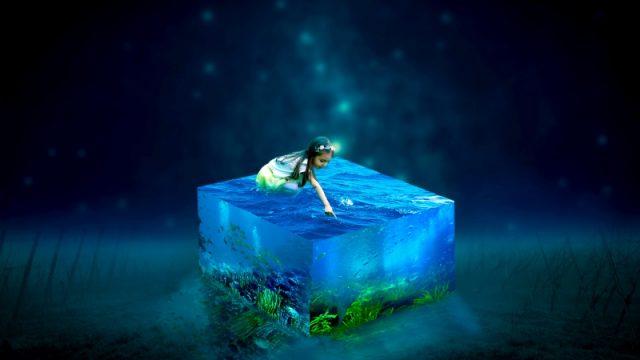 """ফটোশপ এর অসাধারণ কারসাজি – তৈরি করুন """"The Lost Aquarium manipulation"""" (ভিডিও টিউটোরিয়াল)"""