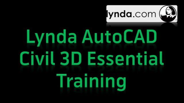 কে হতে চায় সফটওয়্যার এক্সপার্ট [পর্ব–২৫] :: বিখ্যাত Lynda কোম্পানির Lynda AutoCAD Civil 3D Essential Training