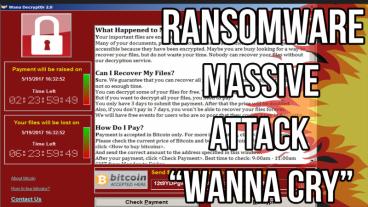 সাবধান আপনার কম্পিউটারকেও Ransomware ভাইরাসটি আক্রমণ করতে পারে।