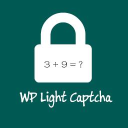 আমার তৈরী ওয়ার্ডপ্রেস ৫ম প্লাগিন্স : WP light captcha
