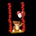 ফটোশপ সি এস-6 মাস্টার্স টিউটোরিয়াল [পর্ব-০৬] :: সুন্দর একটি animation ঝুলন্ত TEDDY BEAR এর দোলনায় দোল খাওয়া