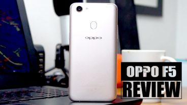 OPPO F5 Review (বাংলা)