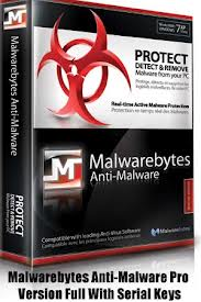 "Free ""Malwarebytes Anti-Malware PRO"" Full version with Serial key for 1 Year."