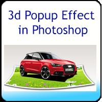 ফটোশপে তৈরি করুন চমৎকার 3d Popup Effect (ভিডিও টিউটোরিয়াল)