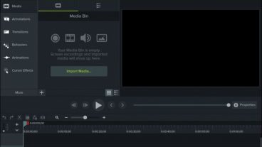 Camtasia Video Editing – Scrolling Effect – বাংলায় ভাষায় ভিডিও এডিটিং শিখুন