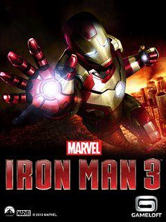 গেমলফটের নতুন Action গেম Iron Man 3, খেলুন জাভা ও সিম্বিয়ান মোবাইলেঃ