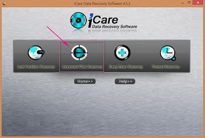 iCare Data Recovery! এবার আপনার কম্পিউটার হতে এ যাবত যত ফাইল মুছে গেছে তার সব উ্দ্ধার হবেই হবে!!