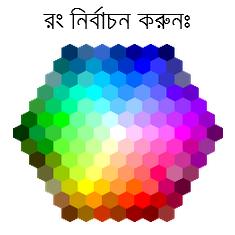 আপনার ব্লগস্পট সাইটে যুক্ত করুন HTML Color Picker