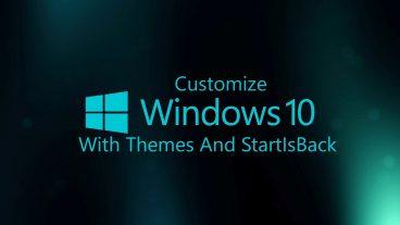 আপনার Windows 10 PC টি আরো সুন্দর করে তুলুন Themes ব্যবহার করে।