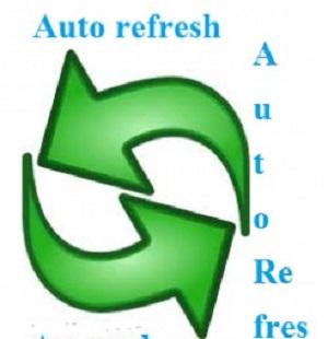 বার বার Refresh এর ঝামেলা আর কত? এবার আপনার কম্পিউটার Auto Refresh হবে। জেনে নিন কীভাবে?
