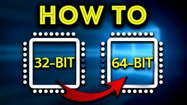 শিখে নিন কীভাবে 32 Bit Operating System এ 64 Bit এর সফটওয়্যার চালাবেন!!!